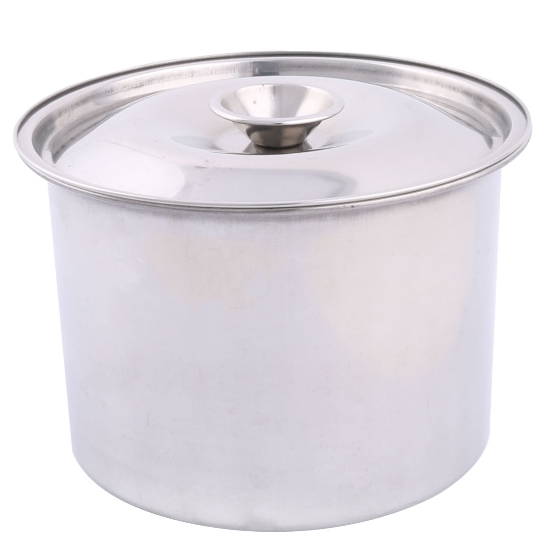 Kitchen Stainless Steel Food Soup Salad Egg Mixing Bowl Container 16cm Diameter