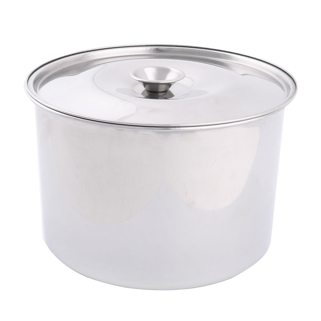 Kitchen Stainless Steel Food Soup Salad Egg Mixing Bowl Container 20cm Diameter