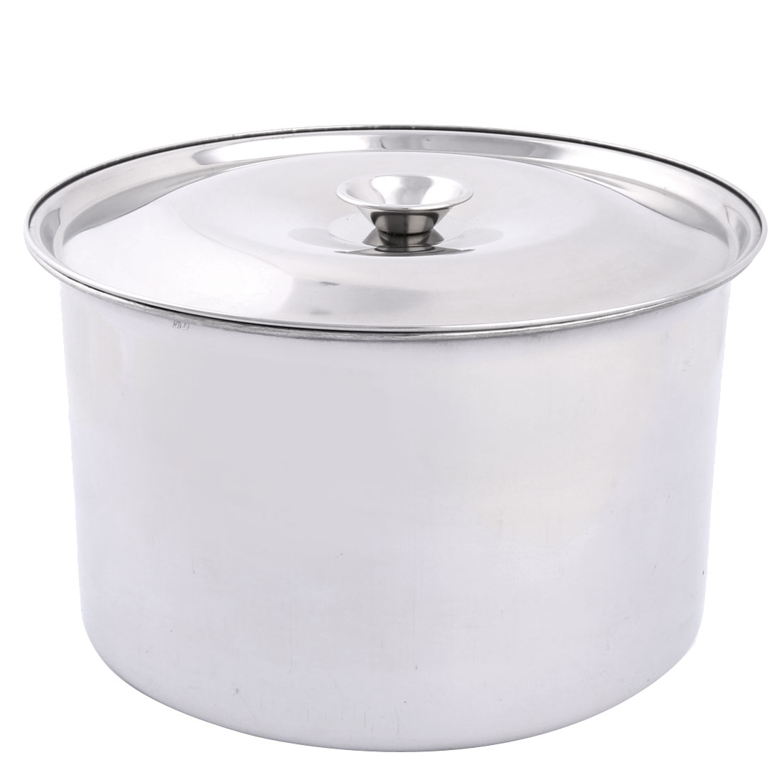 Kitchen Stainless Steel Food Soup Salad Egg Mixing Bowl Container 22cm Diameter