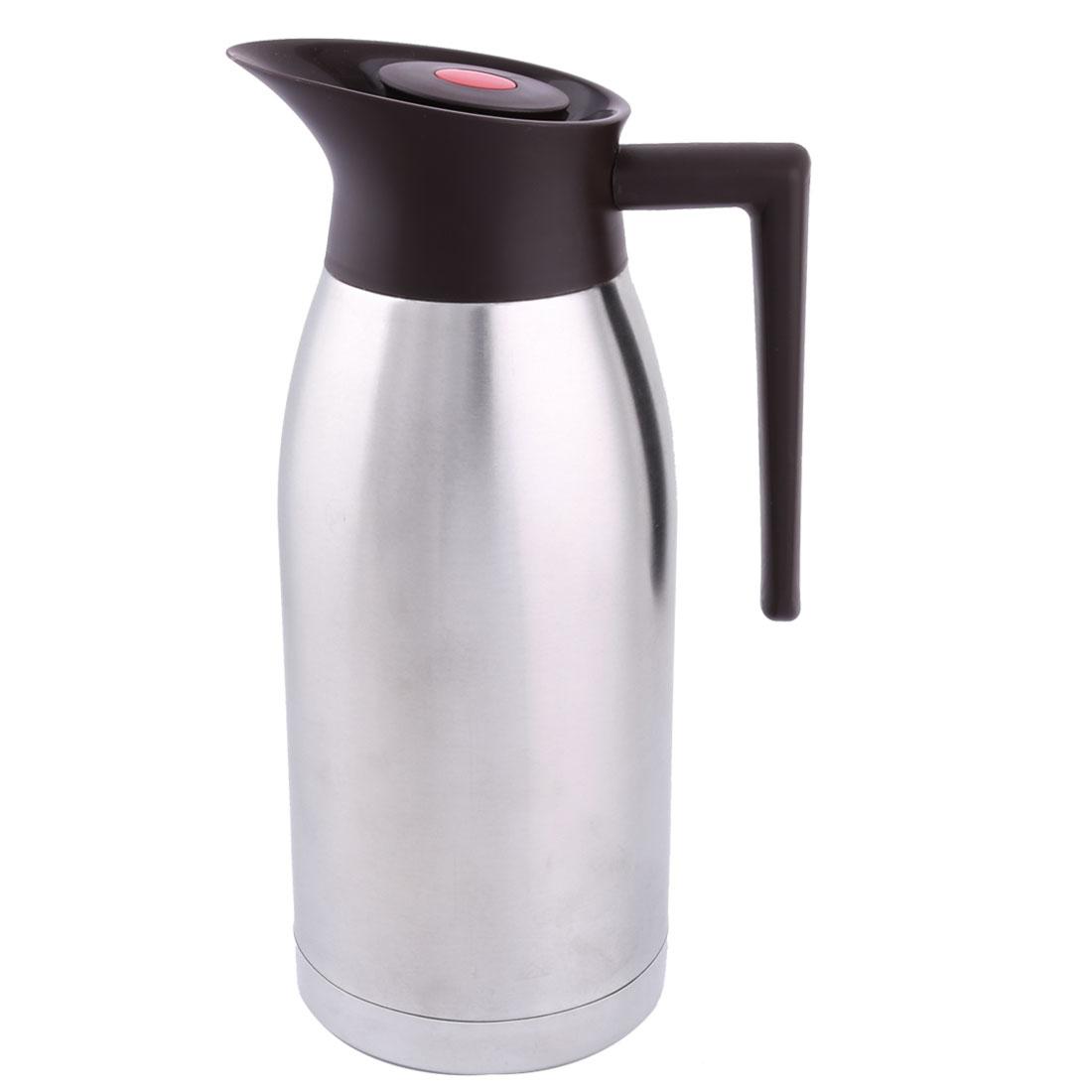 Household Hotal Restaurant Stainless Steel Tea Water Vacuum Heat Retaining Pot 2.6L