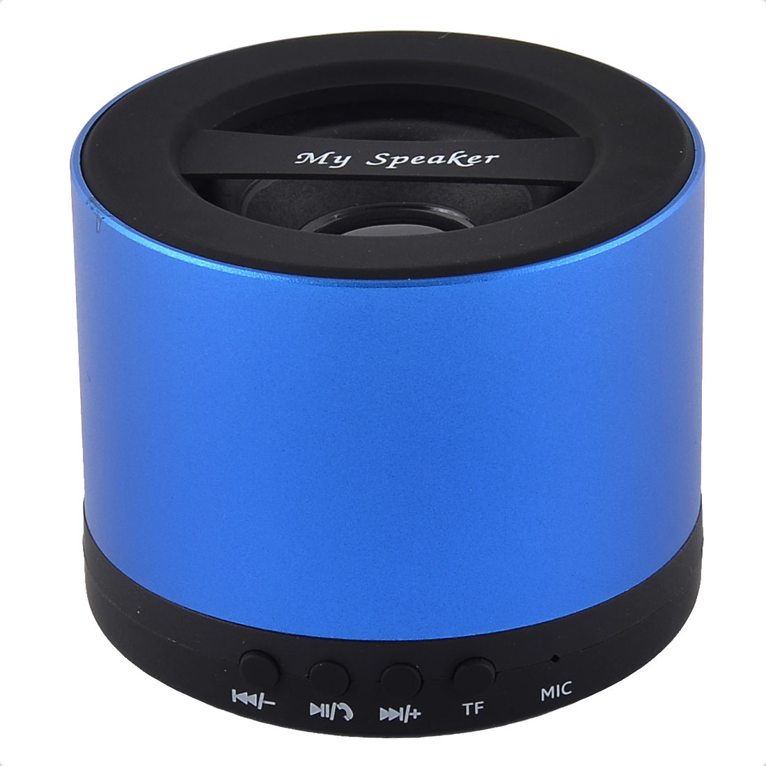 Portable Handsfree Rechargeable Wireless Streaming Audio bluetooth Speaker Blue