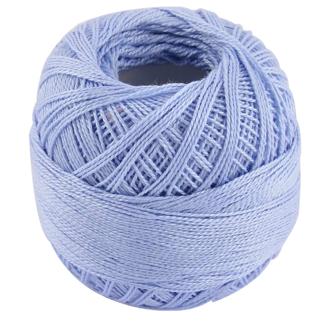 Cotton Handcraft Hand Knitting Crochet DIY Scarf Shawls Sweater Yarn Blue