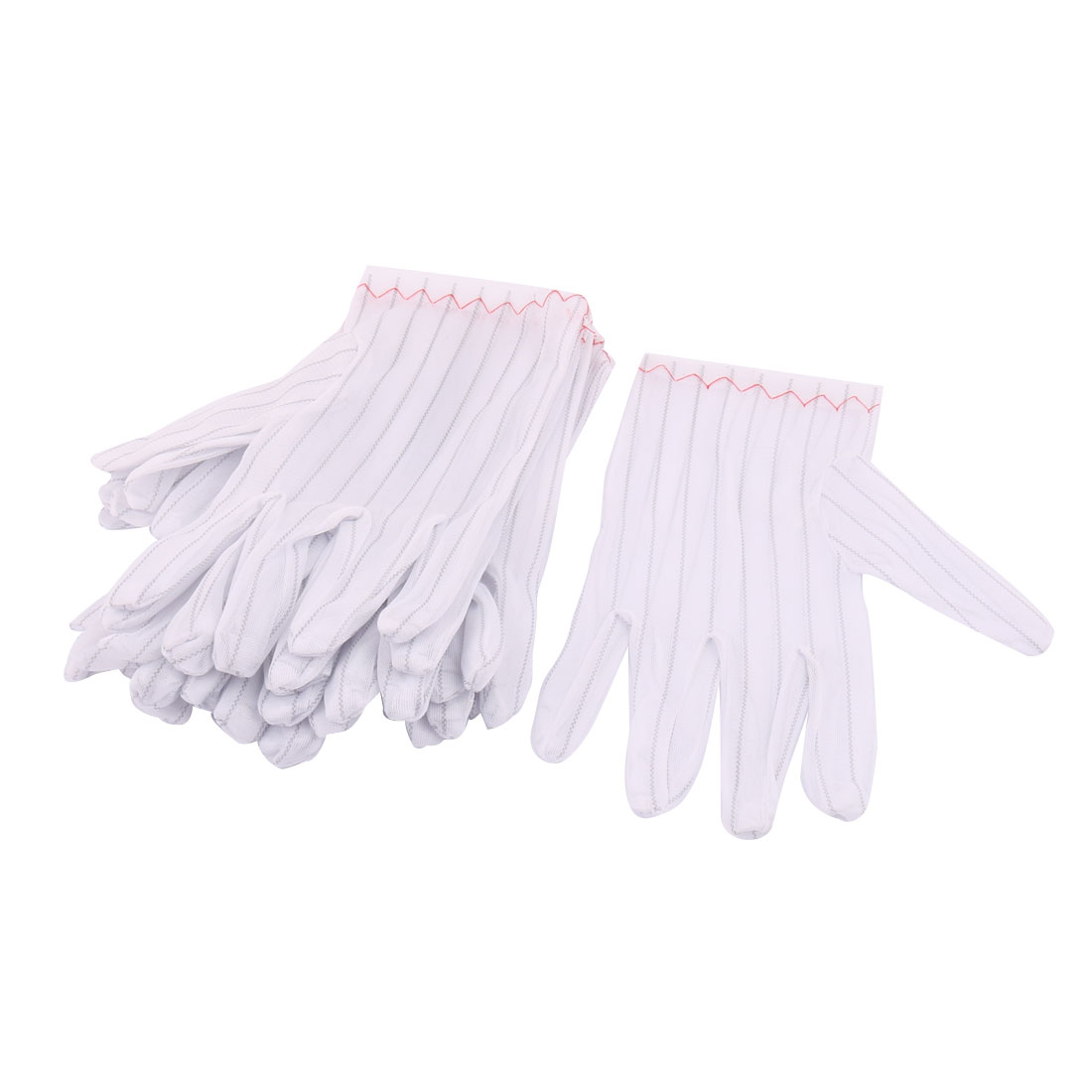 5 Pairs Electronic Working Protective Nonslip Anti-static Gloves Protector