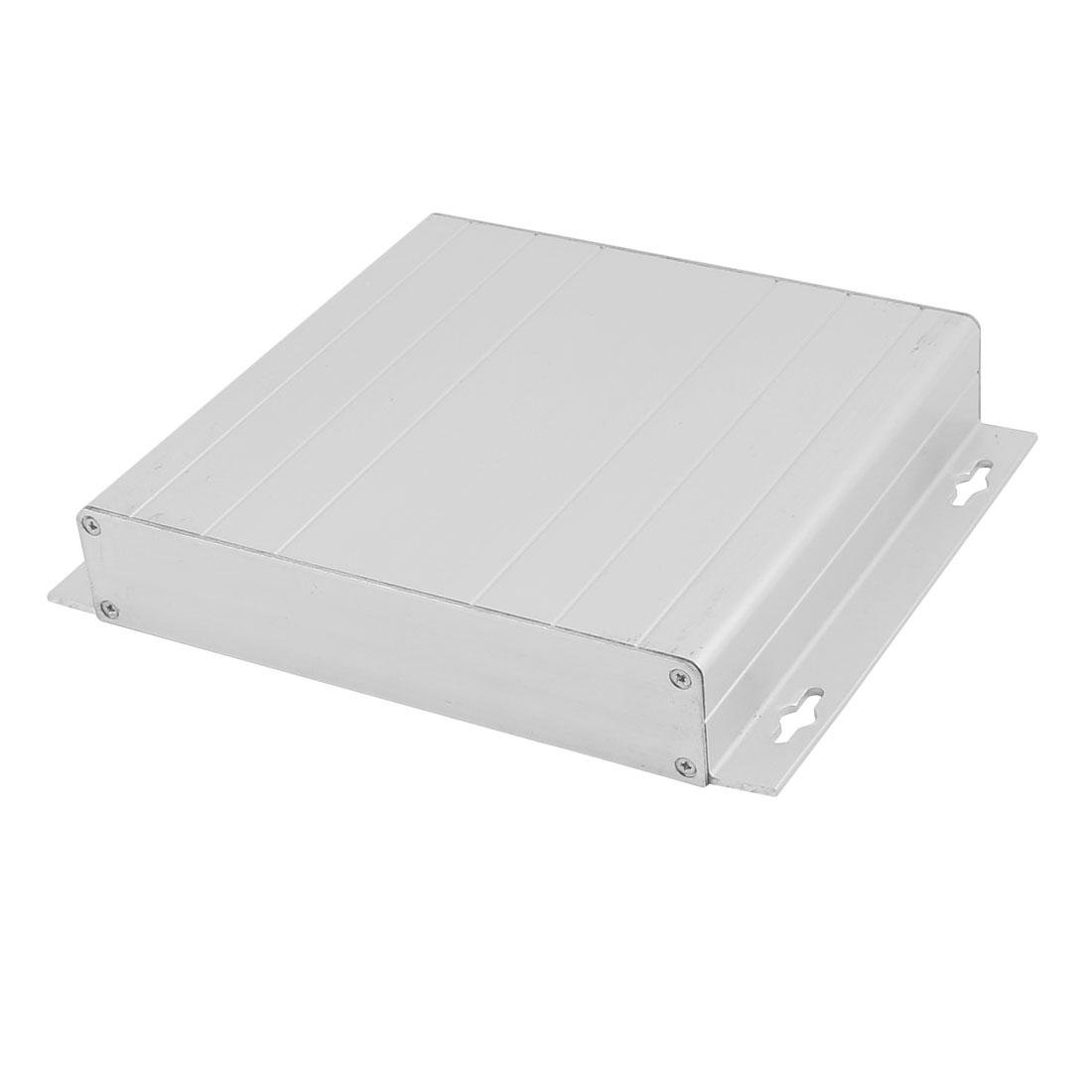 194 x 158 x 32mm Multi-purpose Electronic Extruded Aluminum Enclosure Box