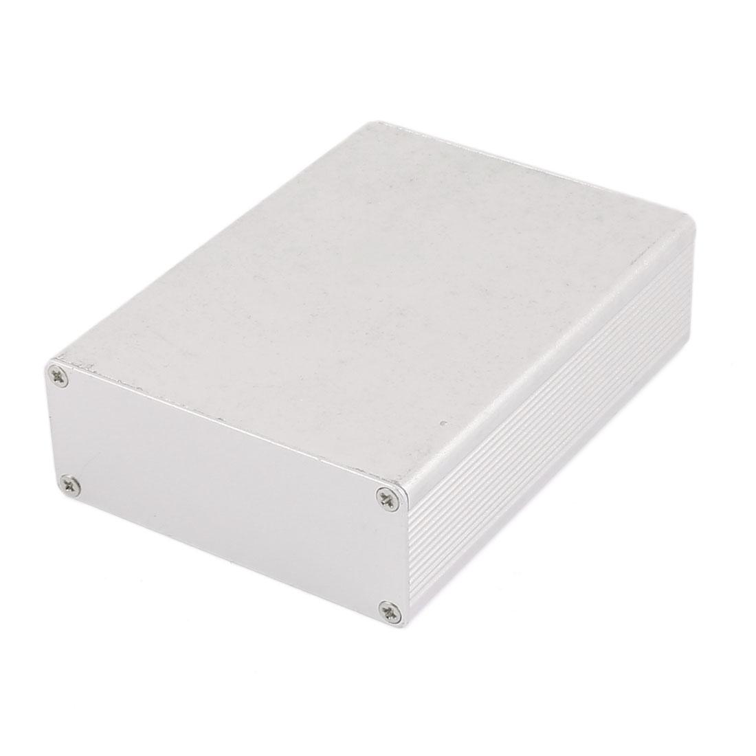 102 x 75 x 29mm Multi-purpose Electronic Extruded Aluminum Enclosure Box