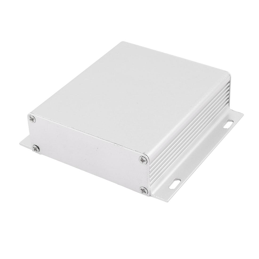 104 x 97 x 28mm Multi-purpose Electronic Extruded Aluminum Enclosure Box