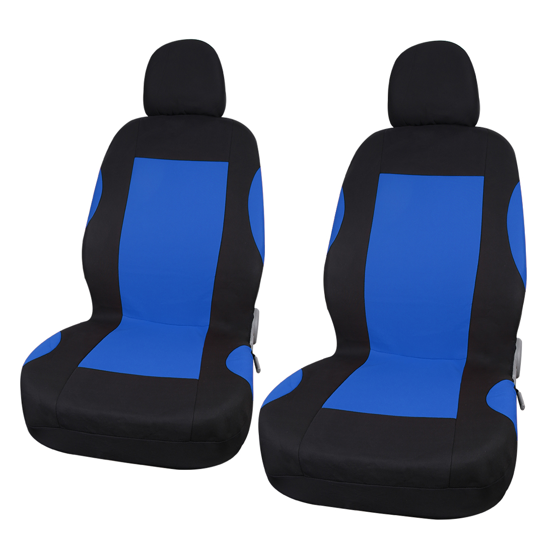 8pcs Styling Auto Interior Accessories Car Seat Cover full set Blue