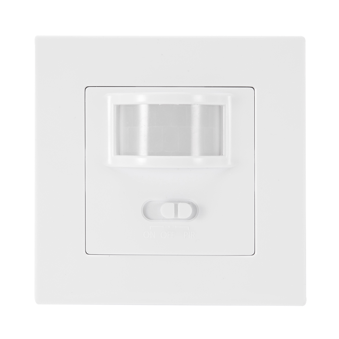 AC110V-240V Square Energy Saving Infrared IR Sensor Switch Motion Detector