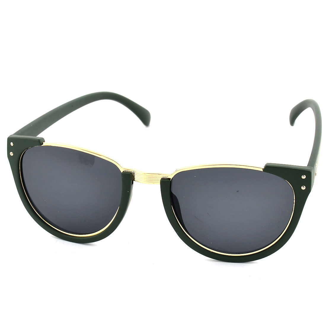 Unisex Single Bridge Lens Outdoor Sport Eyeglasses Sunglasses Eye Protector