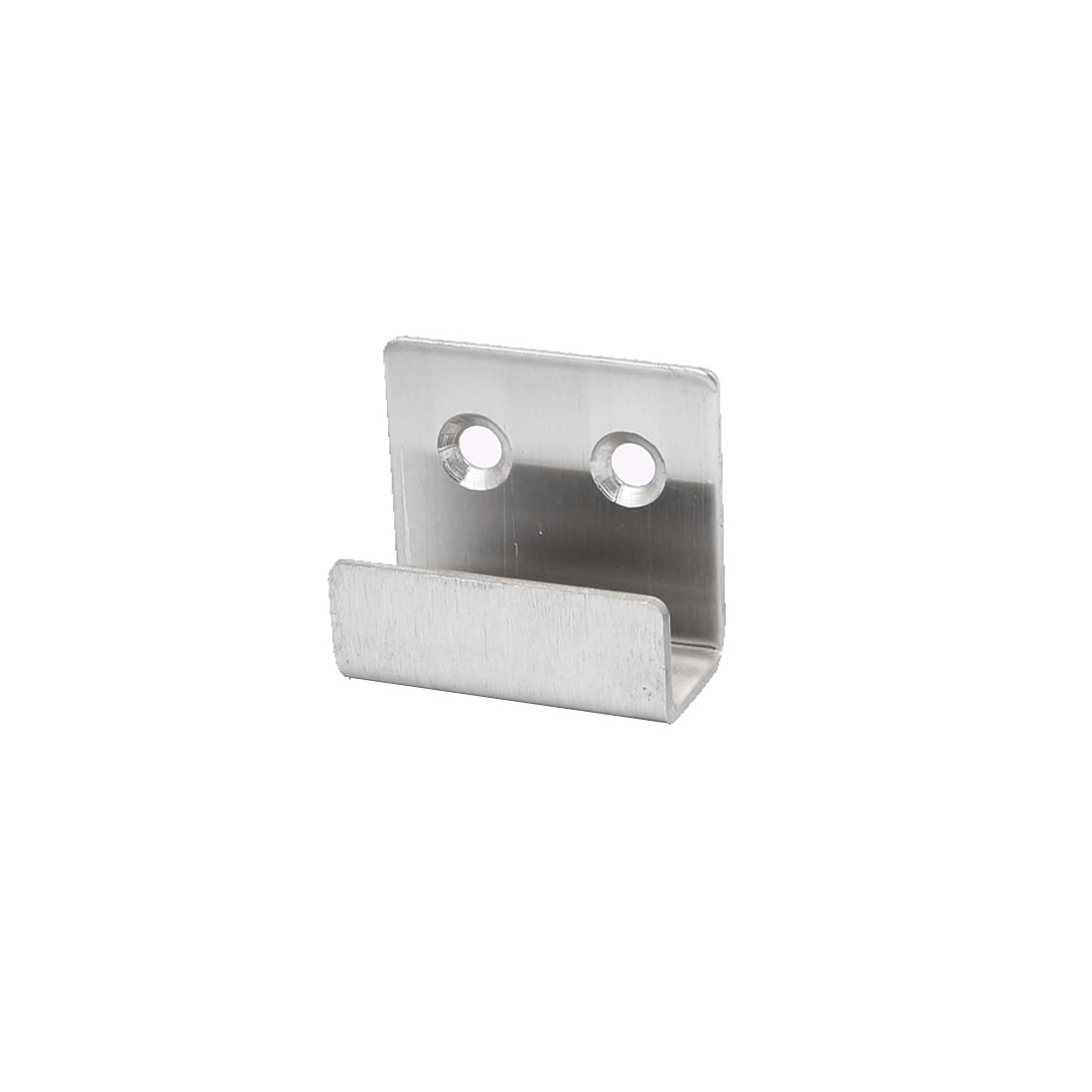 Ceramic Tile Display Stainless Steel Wall Hanger Fastener Silver Tone