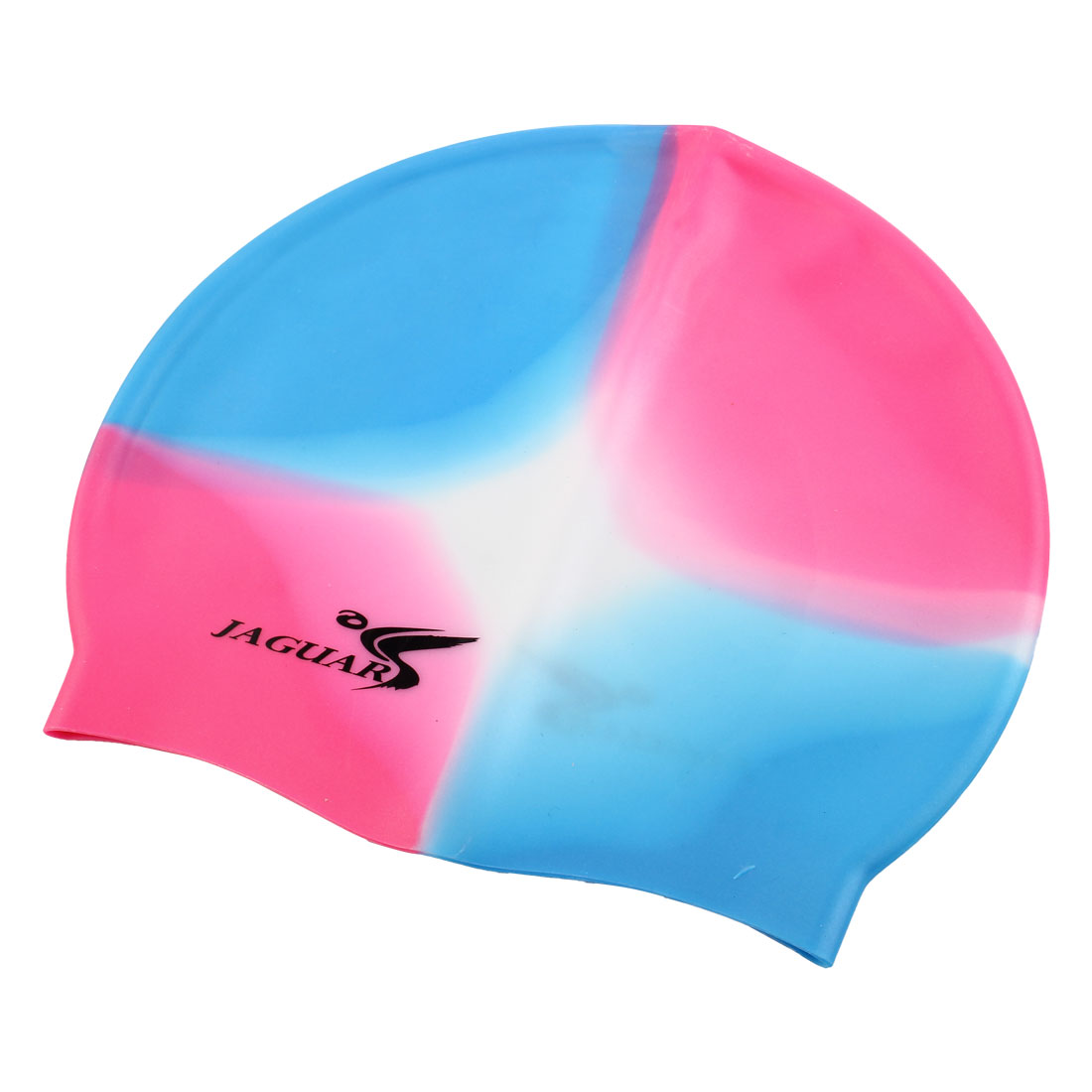 Swim Swimming Sport Silicone Flexible Cap Hat Head Cover Hair Protector