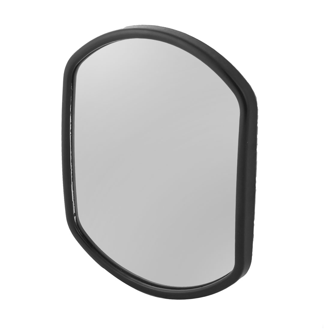 Bus Truck Auto Convex Rear View Blind Spot Mirror Black 13.7 x 10.5 x 1.2cm