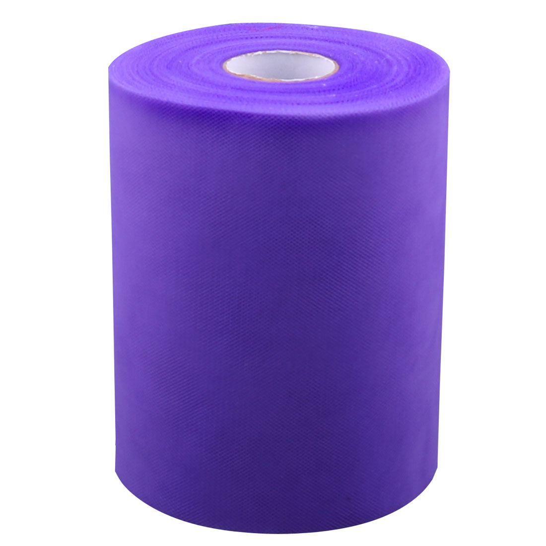 Banquet Wedding Party DIY Tutu Gift Tulle Roll Spool Decor Dark Purple 100 Yards