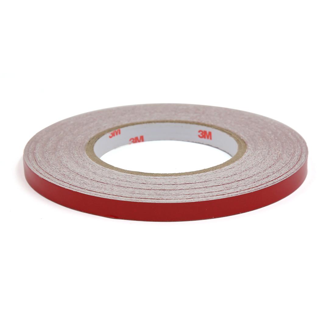 46M Adhesive Luminous Line Sticker Decor Reflective Tape Stripe for Vehicle Car