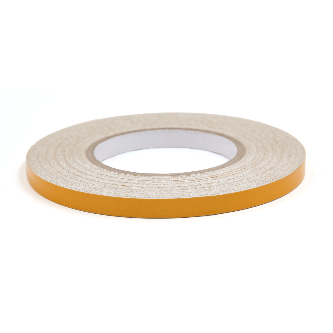 Car Vehicle Vinyl Yellow Reflective Adhesive Sticker Decoration Stripe Tape