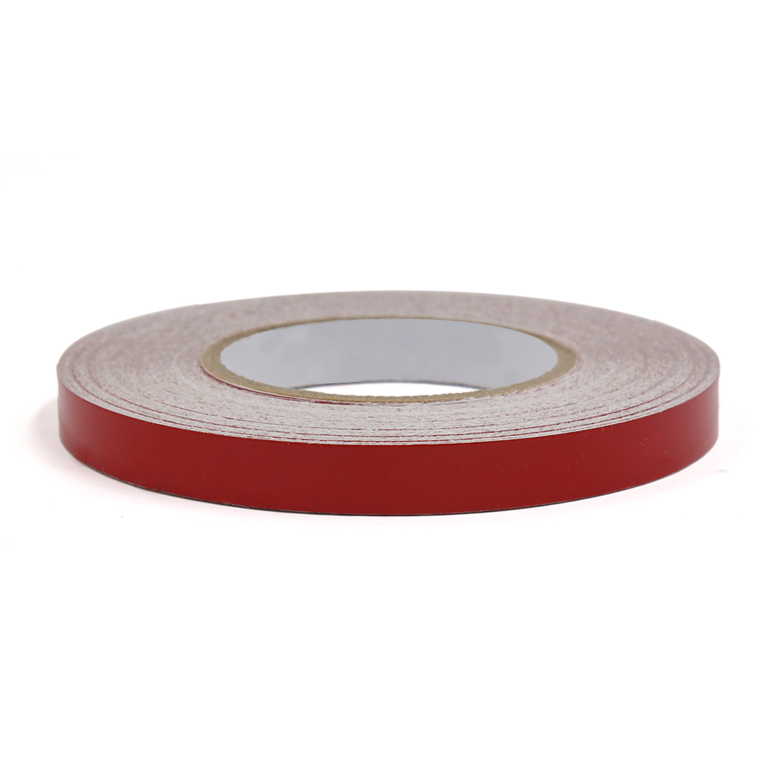 Car Vehicle Decor Sticker Red Adhesive Decal Tape Reflective Stripe Roll