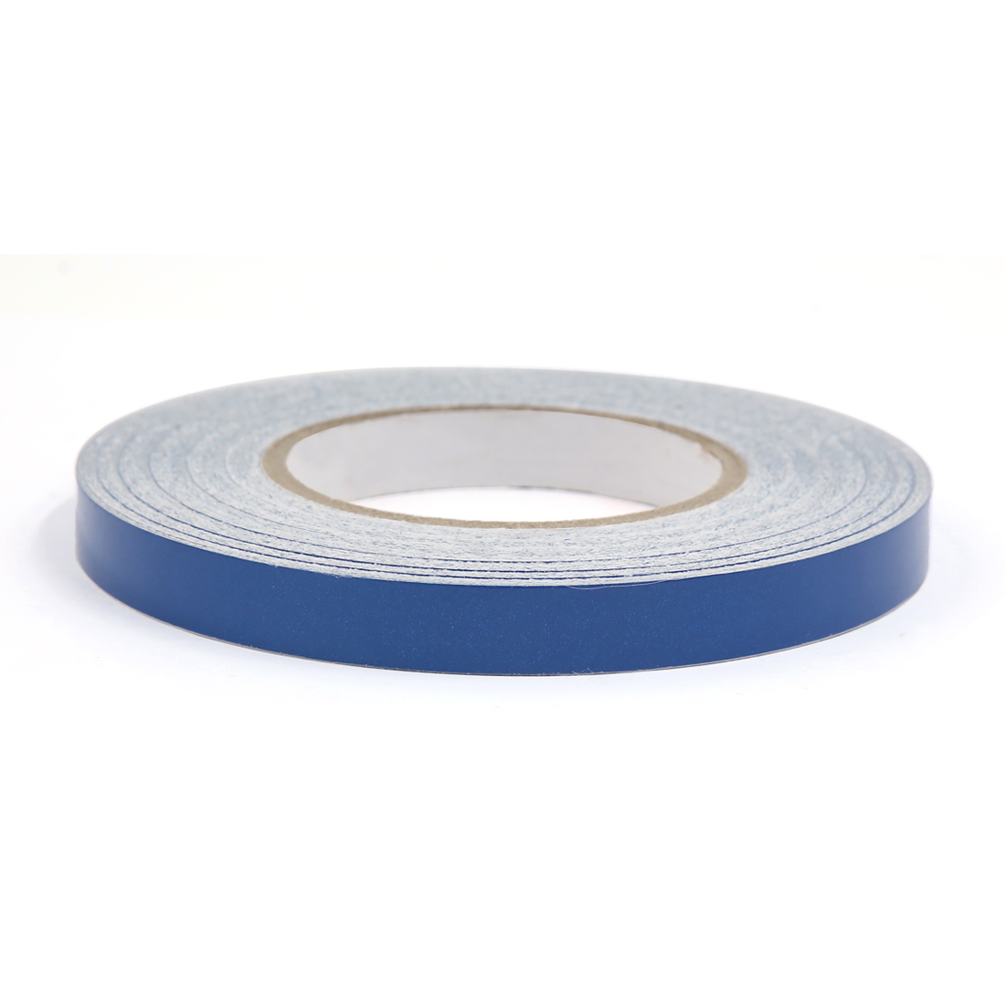 Blue Vinyl Car Reflective Tape Adhesive Decal Rim Sticker Decoration Stripe