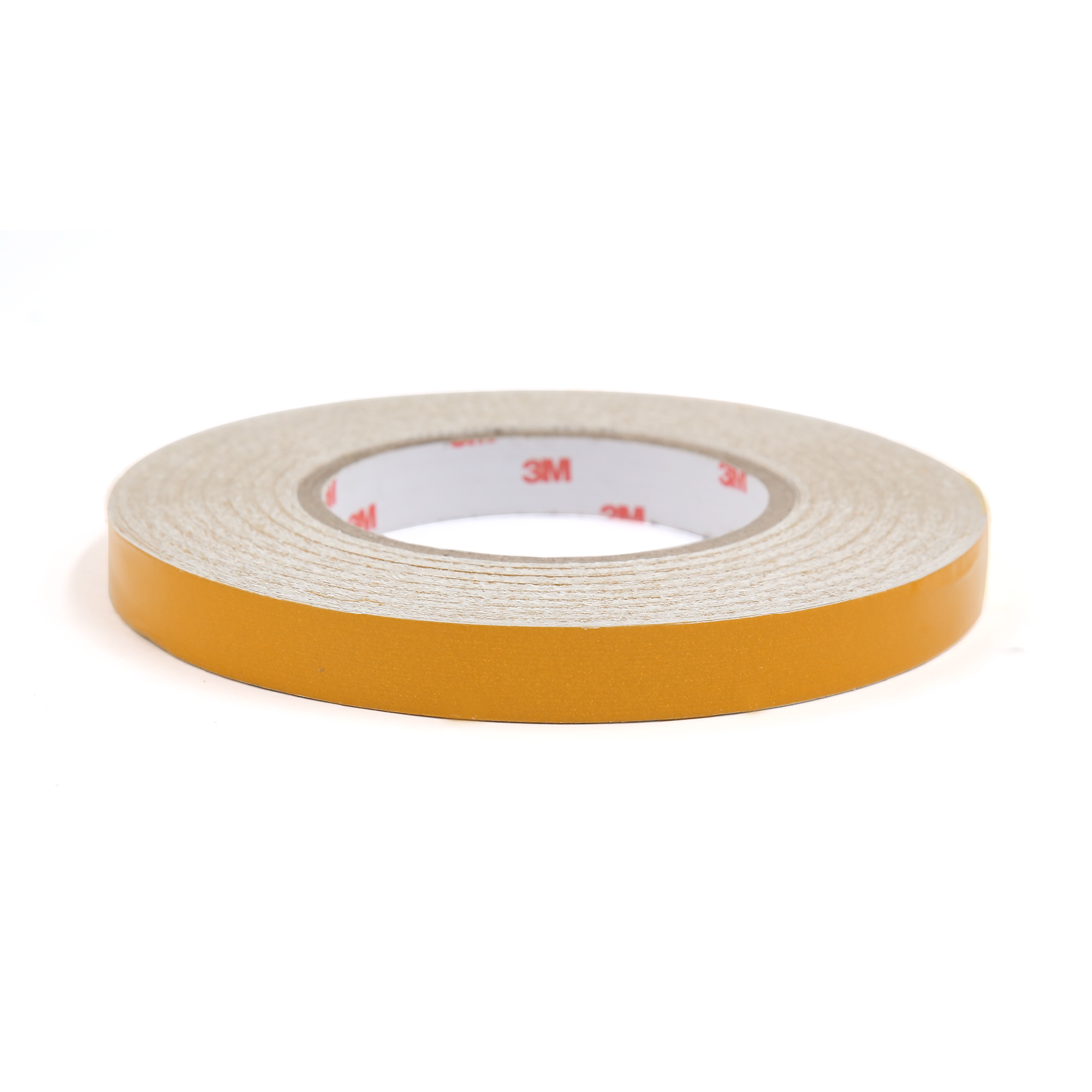 46M Yellow Reflective Tape Adhesive Decal Sticker Decor Stripe for Car Boat