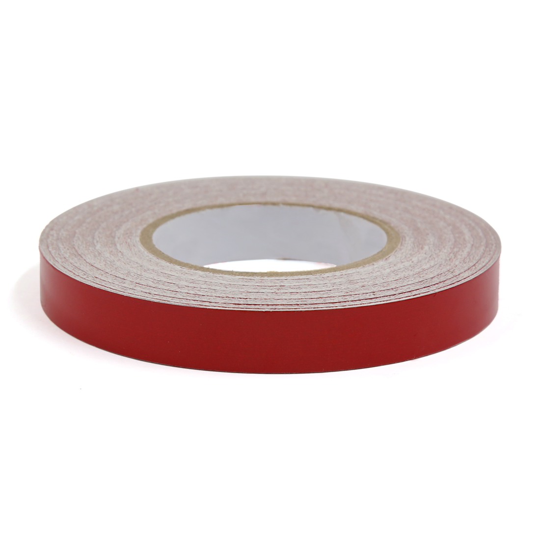 Red Vinyl Decor Adhesive Decal Reflective Tape Sticker Stripe for Car Motorcycle