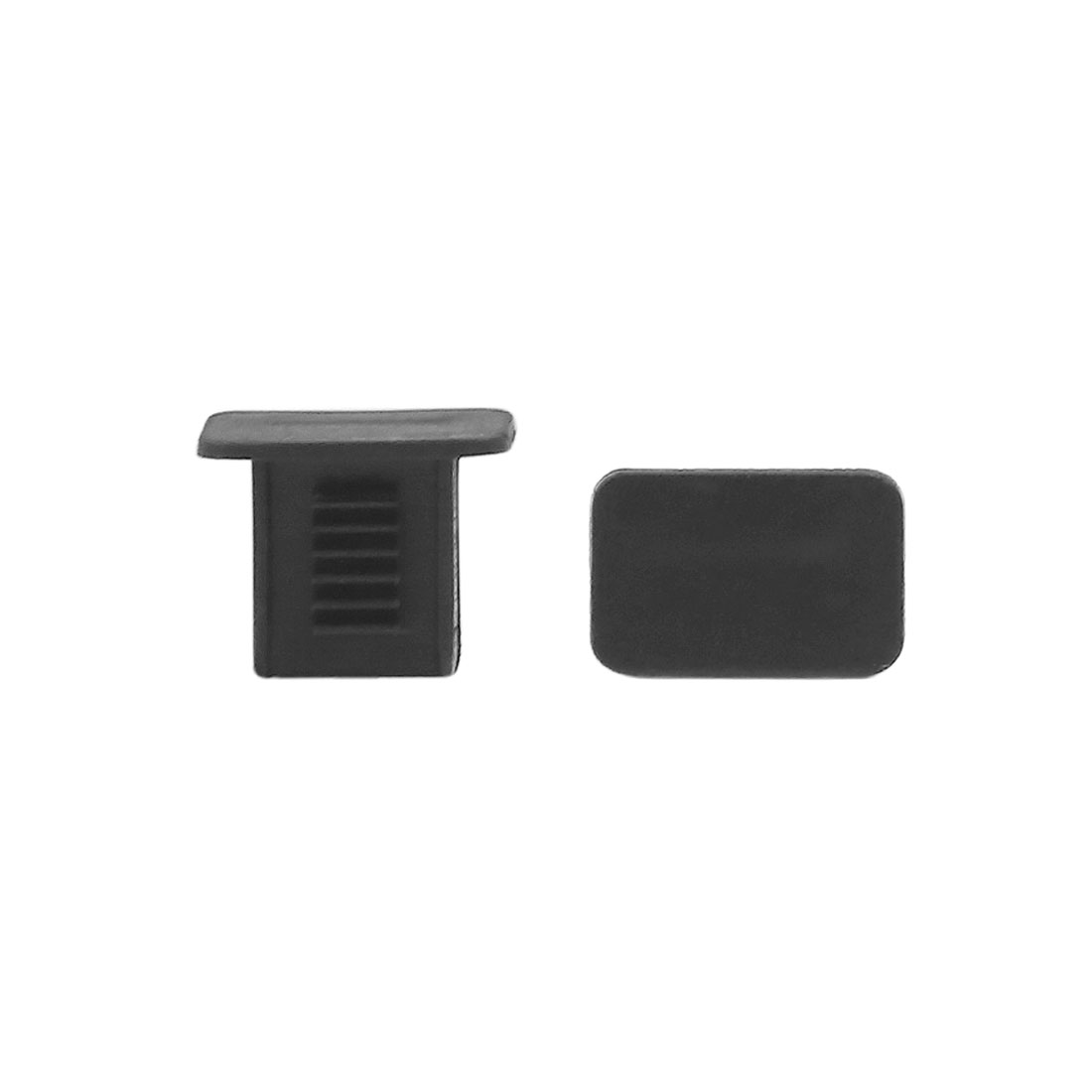 50Pcs Universal Plastic Rivet Door Trim Retainer Fastener Clips Black 7 x 10mm