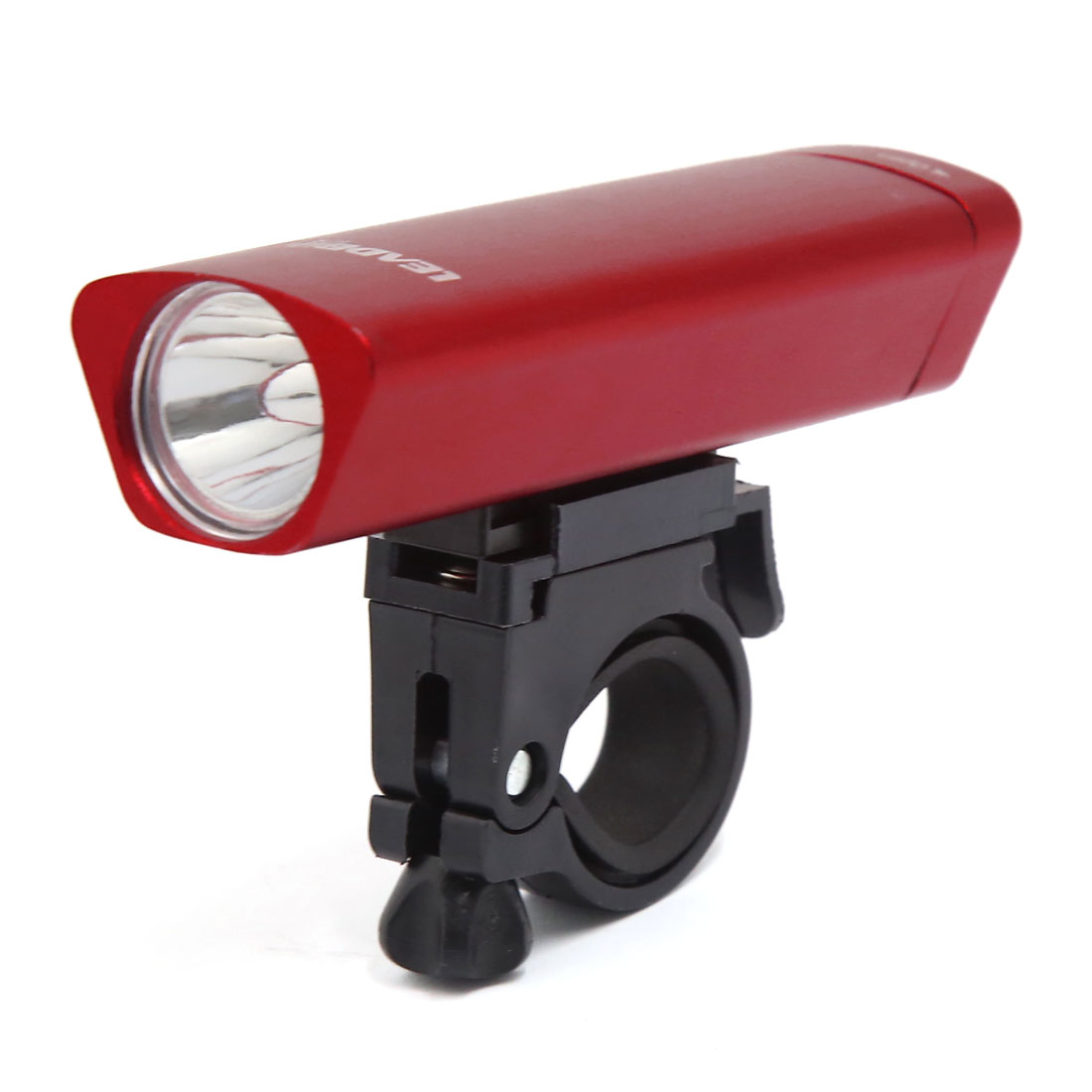Adjustable Bicycle Bright White LED Lamp Head Light Constant Flashlight Red