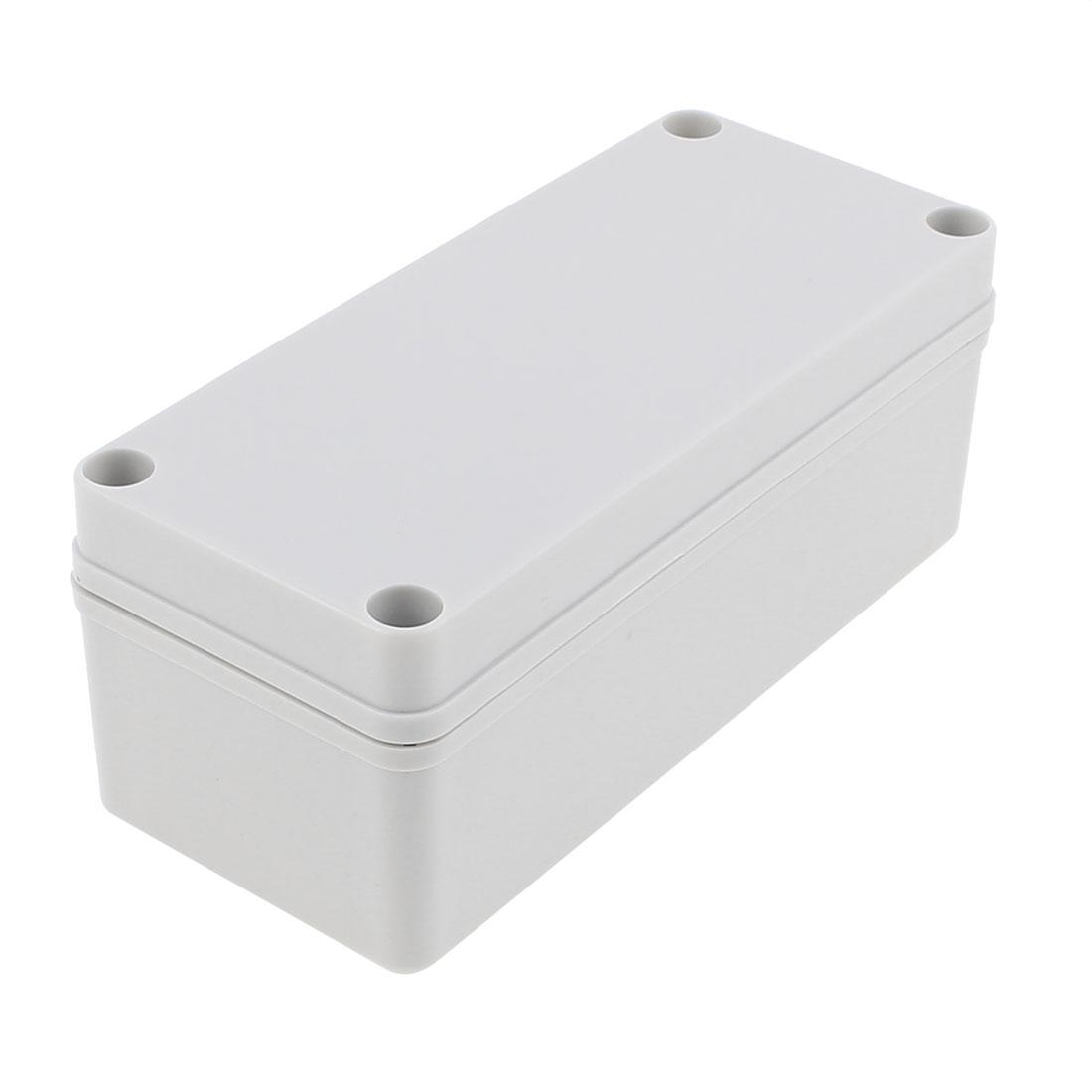 180 x 80 x 70mm Dustproof IP65 Junction Box Terminal Connecting Box Enclosure