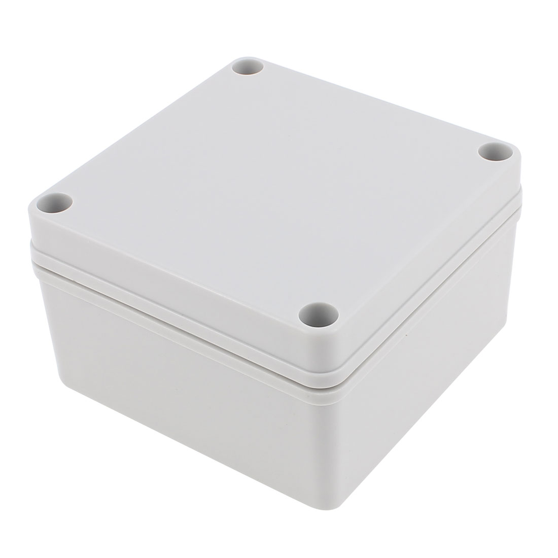 125 x 125 x 75mm Dustproof IP65 Junction Box Terminal Connecting Box Enclosure