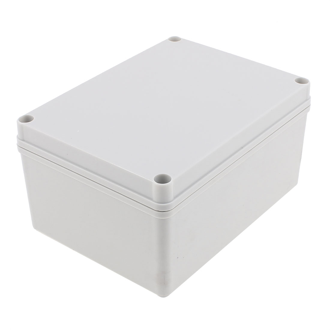 200 x 150 x 100mm Dustproof IP65 Junction Box Terminal Connecting Box Enclosure