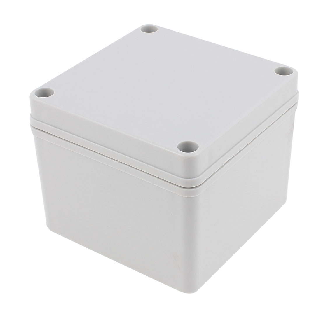 125 x 125 x 100mm Dustproof IP65 Junction Box Terminal Connecting Box Enclosure
