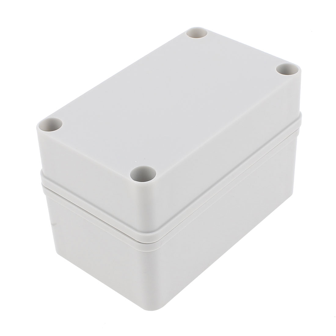 130 x 85 x 80mm Dustproof IP65 Junction Box Terminal Connecting Box Enclosure