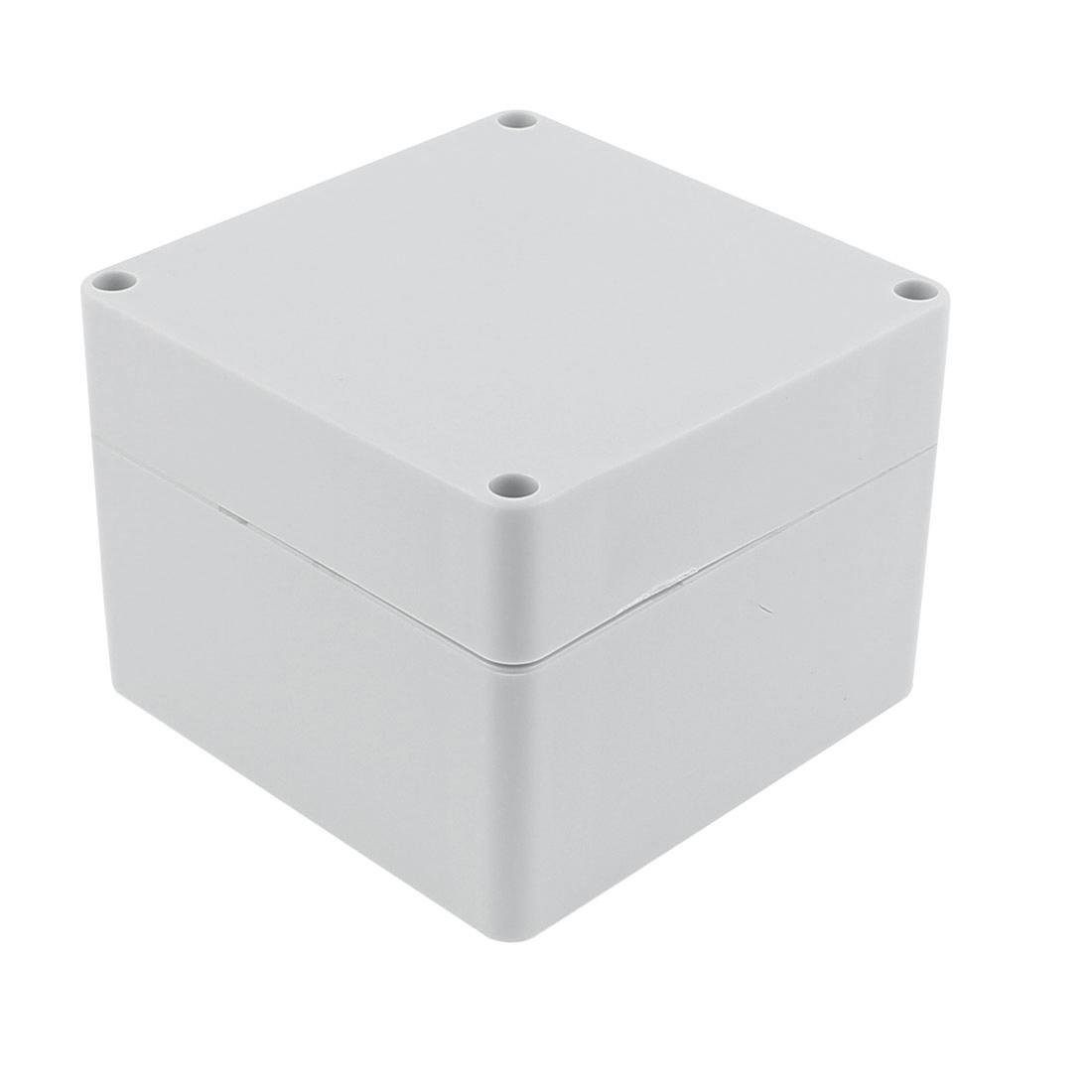 120 x 120 x 90mm Dustproof IP65 Junction Box Terminal Connecton Box Enclosure