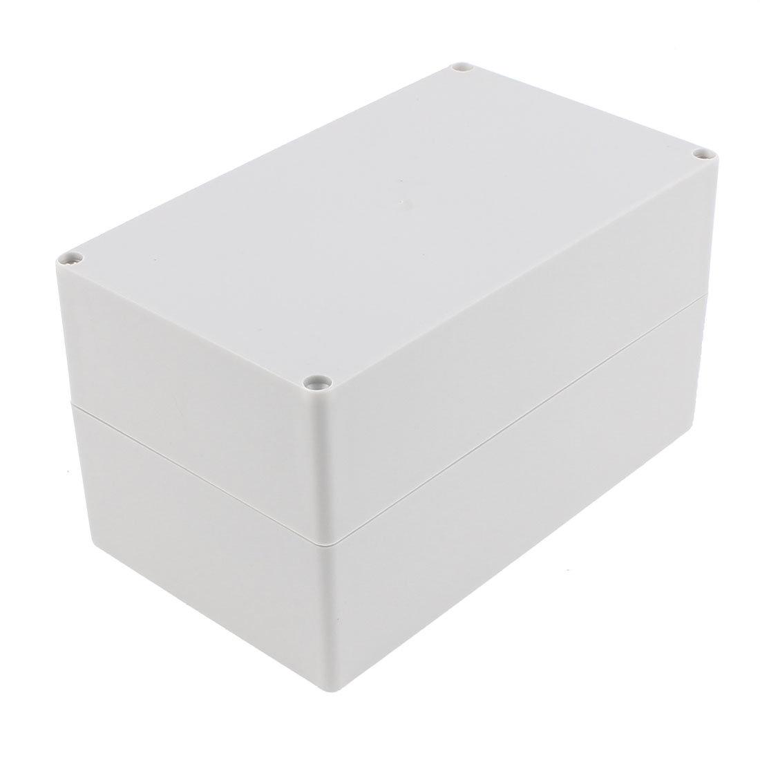 200 x 120 x 113mm Dustproof IP65 Junction Box Terminal Connecting Box Enclosure