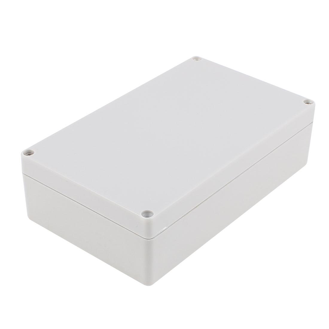 200 x 120 x 56mm Dustproof IP65 Junction Box Terminal Connecting Box Enclosure