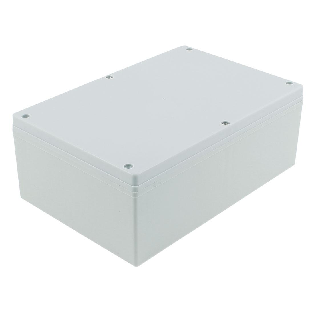240 x 160 x 90mm Dustproof IP65 Junction Box Terminal Connection Box Enclosure