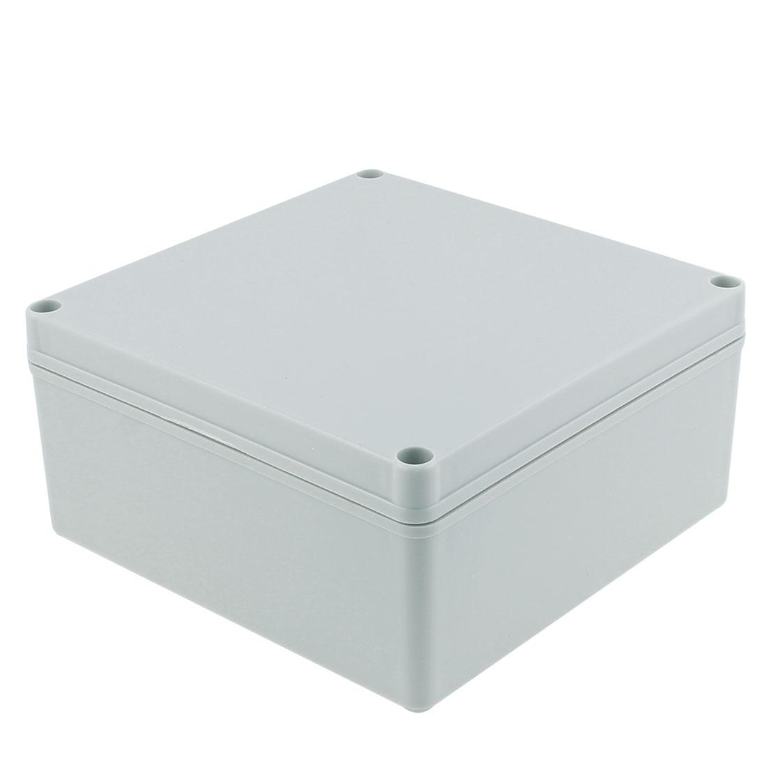 200 x 200 x 95mm Dustproof IP65 Junction Box Terminal Connection Box Enclosure