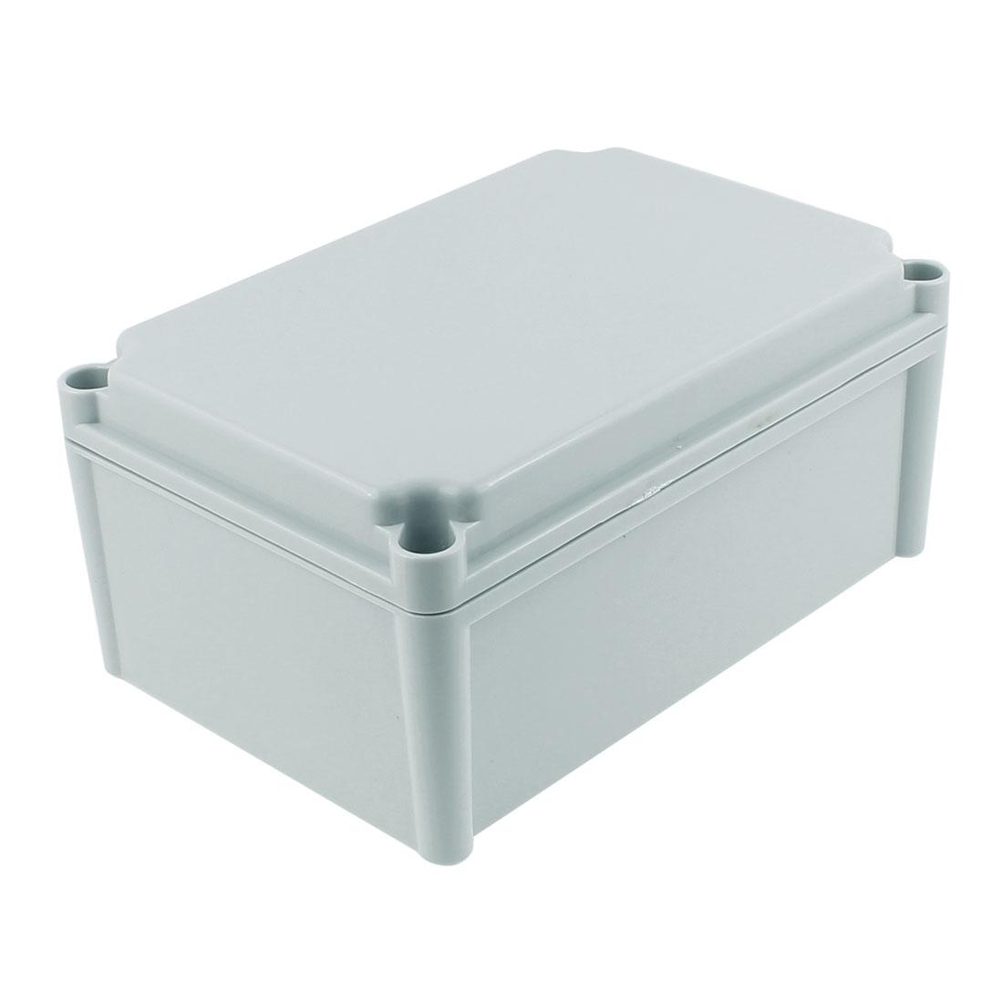 280x190x130mm Dustproof IP65 Junction Box DIY Terminal Connection Enclosure