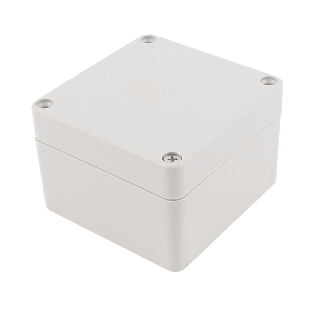 83 x 81 x 56mm Dustproof IP65 Junction Box DIY Terminal Connecting Box Enclosure