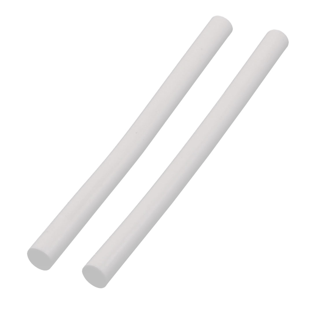 2pcs 7x100mm Ivory White Multi-Purpose Hot Melt Glue Sticks for Hot Melt Gun Glue
