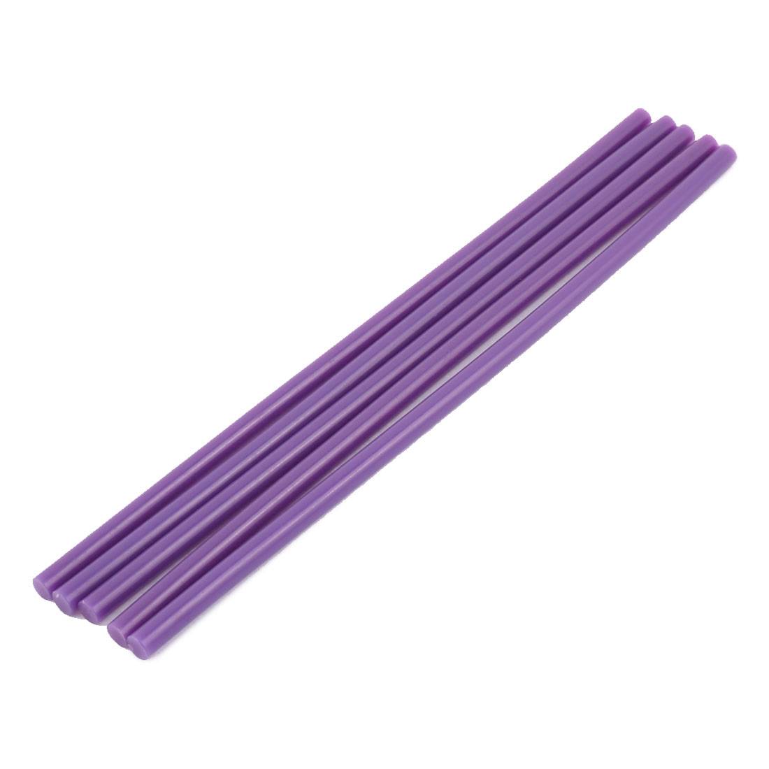 5Pcs 7mm x 250mm Purple Hot Melt Glue Stick for Electric Tool Hot Melt Glue Gun