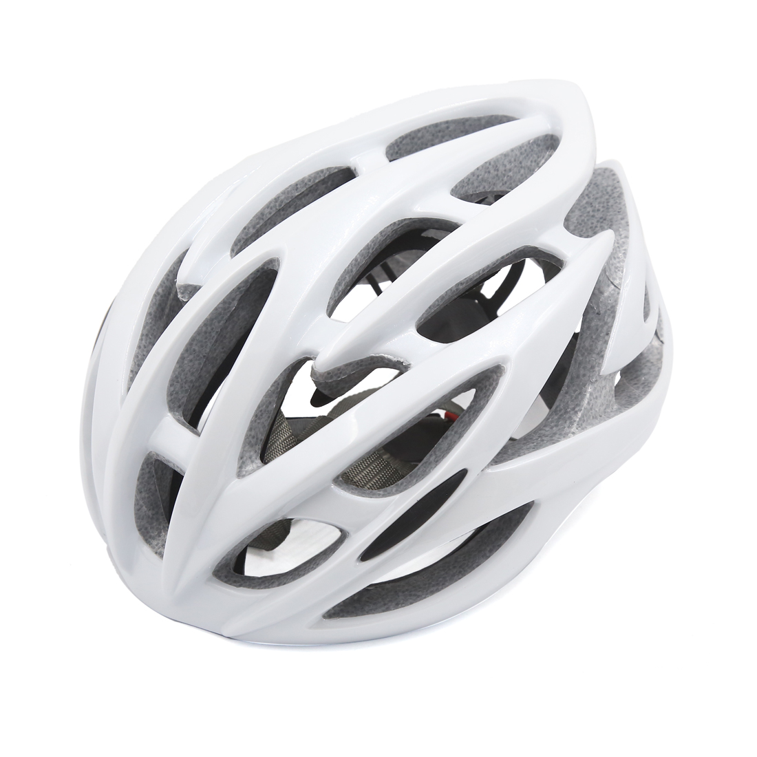 White 26 Vents EPS Adjusable Unisex Adult Helmet for Bike Bicycle Cycling
