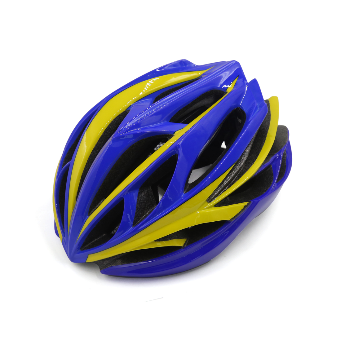 Unisex Adult MTB Mountain Bike Bicycle Cycling Shockproof Helmet Yellow Blue