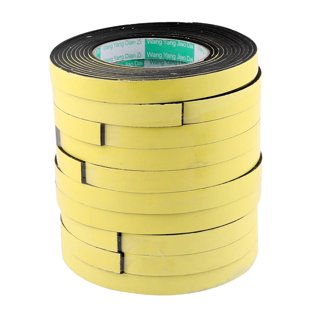 "10PCS 5.9"" Width 4M Length 3MM Thick Single Sided Sealing Shockproof Sponge Tape"