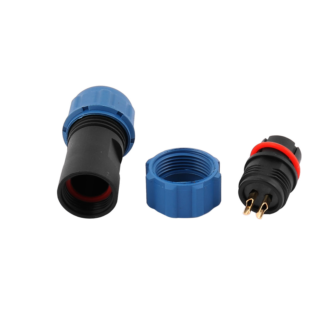 AC 250V 2 Poles SP1310/P Waterproof Aviation Dustproof Adapter Connector