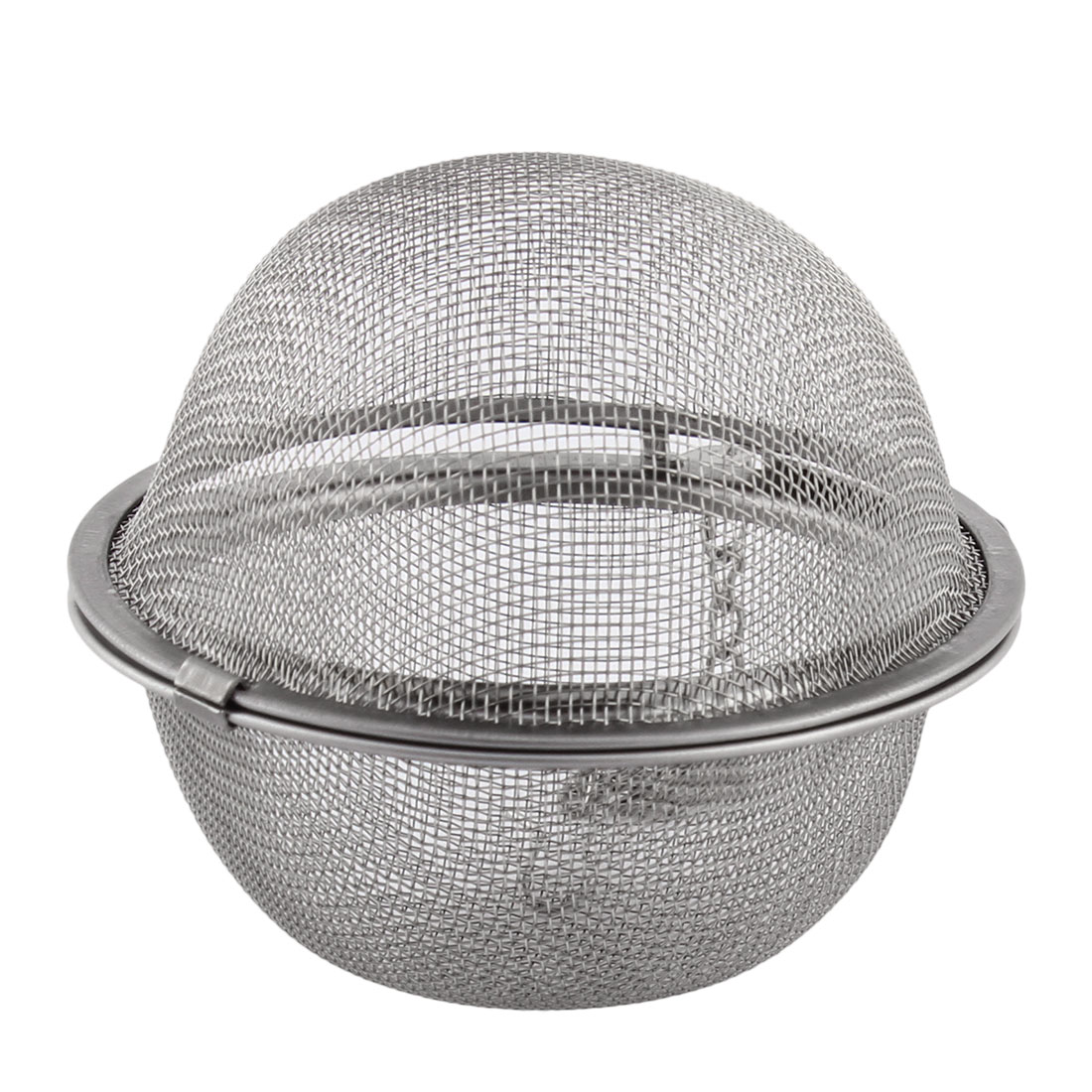 Restaurant Stainless Steel Mesh Tea Infuser Strainer Filter Basket 5.3cm Dia