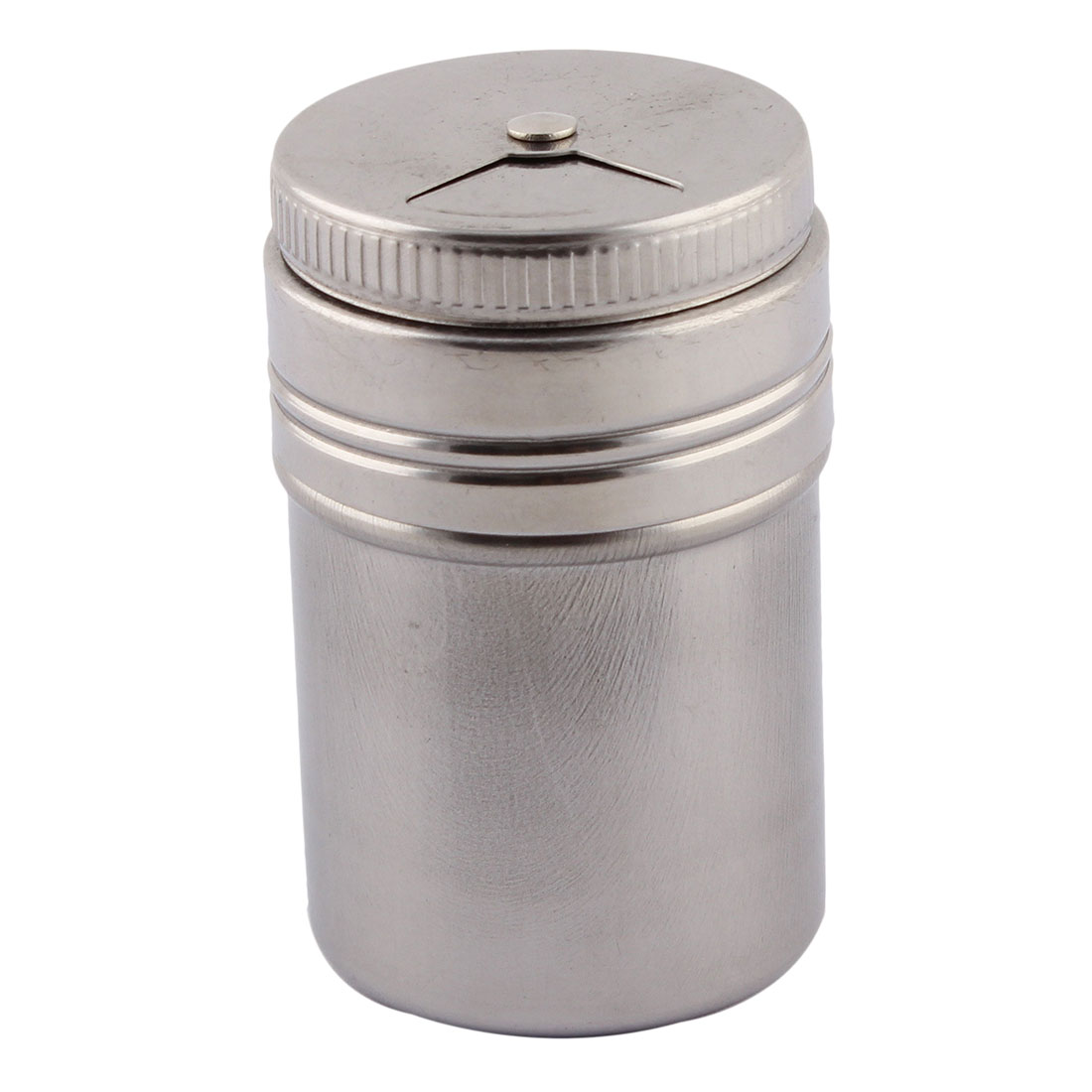 """Kitchenware Metal Adjustable Rotating Spice Pepper Shaker Seasoning Cans 2"""" Dia"""