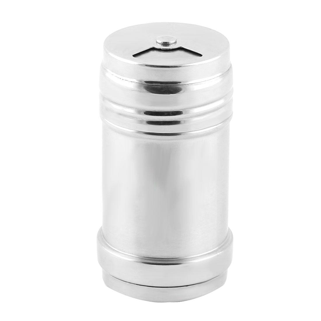 Kitchenware Metal Adjustable Rotating Spice Pepper Shaker Seasoning Can
