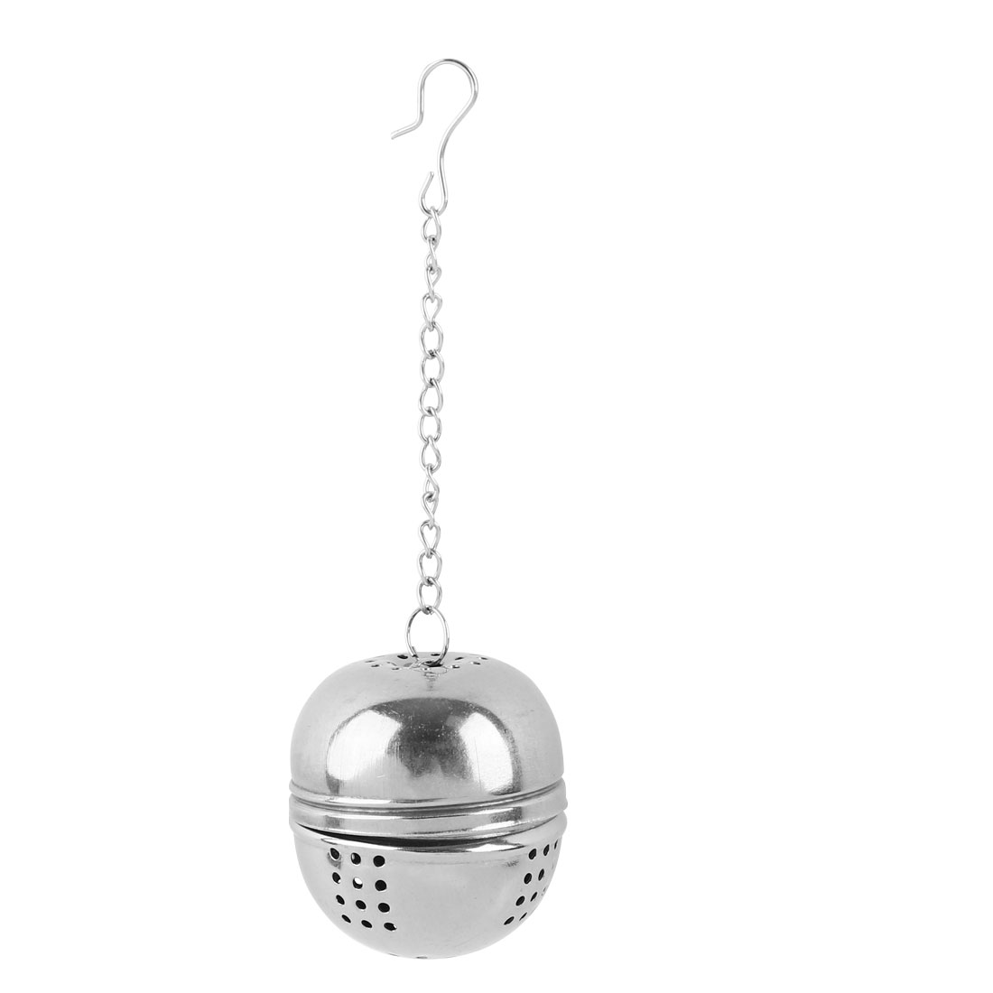 Household Stainless Steel Loose Leaf Tea Spice Perfume Infuser Ball Strainer 4cm Dia