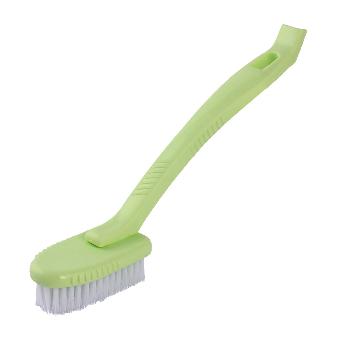 Home Laundry Long Handle Detachable Multipurpose Shoes Brush Cleaning Tool Pale Green