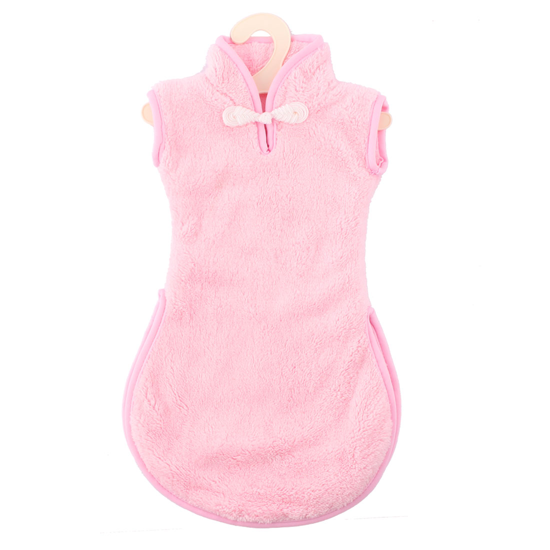 Bathroom Kitchen Wall Hanging Clothes Shape Washing Hand Drying Towel Pink