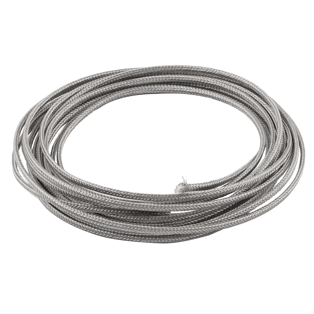 4M Length K-Type Temperature Testing Thermocouple Sensor Wire Cable